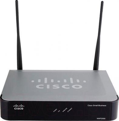 Беспроводная точка доступа Cisco WAP2000-G5 - фронтальный вид
