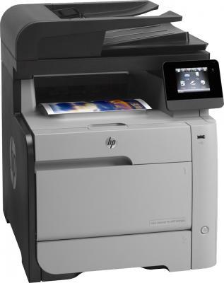 МФУ HP Color LaserJet Pro MFP M476dn (CF386A) - общий вид