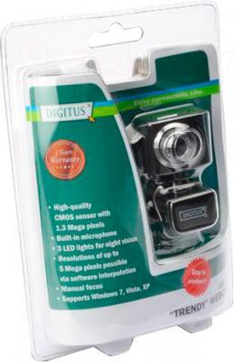 Веб-камера Digitus DA-71810 - упаковка