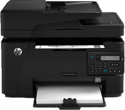 МФУ HP LaserJet Pro MFP M127fn (CZ181A) - общий вид