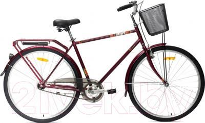 Велосипед Aist 28-160 (бордовый)