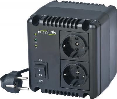 Стабилизатор напряжения Gembird 500VA (EG-AVR-0501) - общий вид