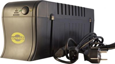 ИБП Orvaldi 520GE (Black) - общий вид
