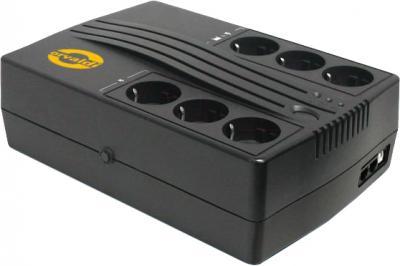 ИБП Orvaldi 750SP (Black) - общий вид