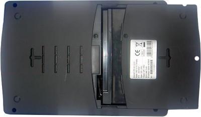 ИБП Orvaldi 750SP (Black) - вид сзади