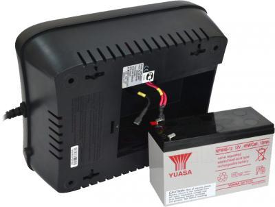 ИБП Powercom Spider SPD-850U 850VA - аккумулятор