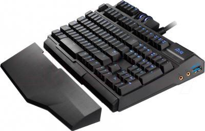 Клавиатура Gigabyte Aivia Osmium - в разобранном виде