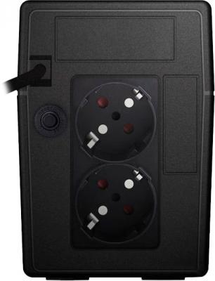 ИБП Powerex VI 650 LED - вид сзади