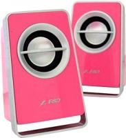 Мультимедиа акустика F&D V520 (розовый) -