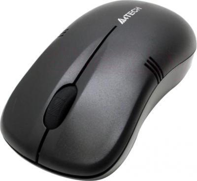 Мышь A4Tech G3-230N-1 (Black) - общий вид