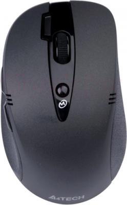 Мышь A4Tech G10-650H (Black) - общий вид
