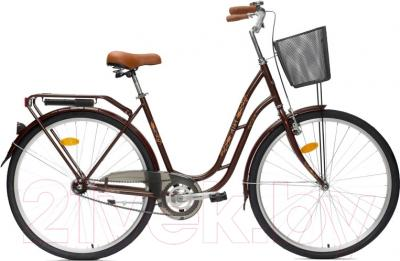 Велосипед Aist 28-260 (коричневый)