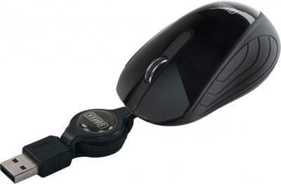 Мышь Sweex MI180 (черный) - общий вид