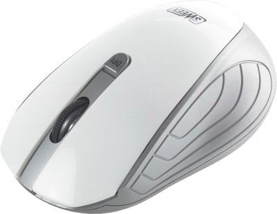 Мышь Sweex MI483 (белый) - общий вид