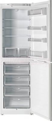 Холодильник с морозильником ATLANT ХМ 4725-000 - в открытом виде