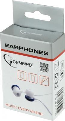 Наушники Gembird MHP-EP-001-B - в упаковке