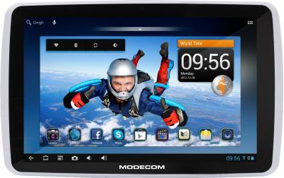 Планшет Modecom FreeTAB 1003 IPS X2 (16GB, Gray) - общий вид