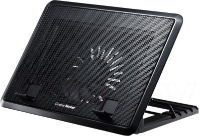 Подставка для ноутбука Cooler Master Notepal ERGOSTAND II Black (R9-NBS-E22K-GP) - общий вид