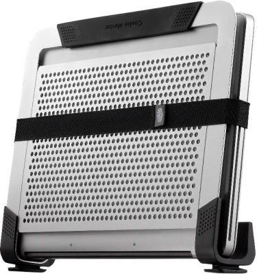 Подставка для ноутбука Cooler Master NotePal U2 Plus (R9-NBC-U2PS-GP) - вариант переноски ноутбука