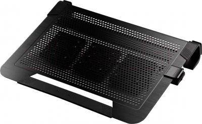 Подставка для ноутбука Cooler Master NotePal U3 Plus Black (R9-NBC-U3PK-GP) - общий вид
