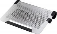Подставка для ноутбука Cooler Master NotePal U3 Plus Silver (R9-NBC-U3PS-GP) -