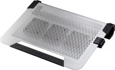 Подставка для ноутбука Cooler Master NotePal U3 Plus Silver (R9-NBC-U3PS-GP) - общий вид