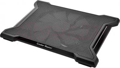 Подставка для ноутбука Cooler Master NotePal X-Slim II Black (R9-NBC-XS2K-GP) - общий вид