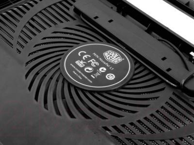 Подставка для ноутбука Cooler Master NotePal L1 (R9-NBC-NPL1-GP) - вид снизу