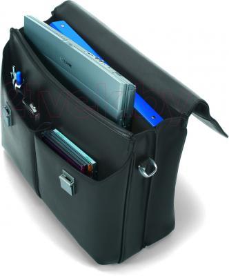 Сумка для ноутбука Dicota N13419L-V1 - в раскрытом виде