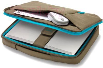 Кейс для ноутбука Dicota D30341 - в раскрытом виде