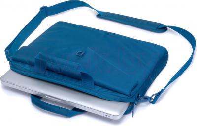 Сумка для ноутбука Dicota D30603 - в раскрытом виде