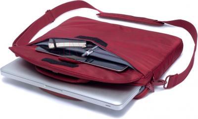 Сумка для ноутбука Dicota D30607 - в раскрытом виде
