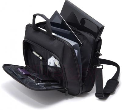 Сумка для ноутбука Dicota D30827 - в открытом виде