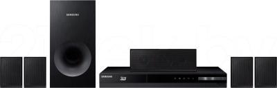 Домашний кинотеатр Samsung HT-H4500R/RU - весь комплект