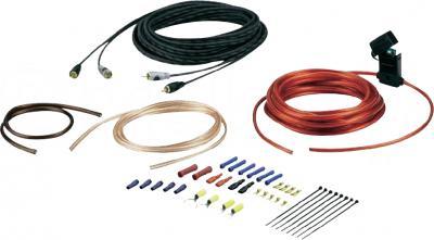 Корпусной пассивный сабвуфер Blaupunkt BassPack 2011 Box - комплект проводов для подключения