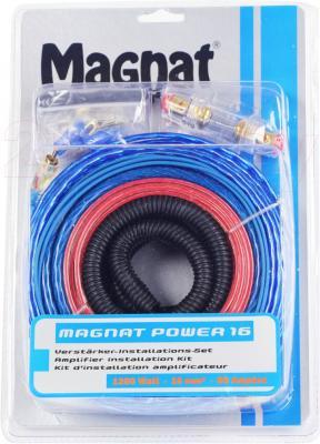 Набор для подключения автоакустики Magnat Power 16 - общий вид