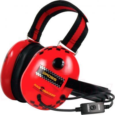 Наушники Koss RACETRACKER (Red) - общий вид