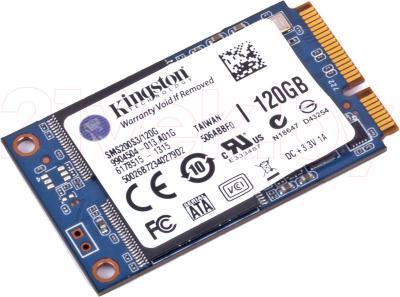 SSD диск Kingston SSDNow mS200 120GB (SMS200S3/120G) - общий вид