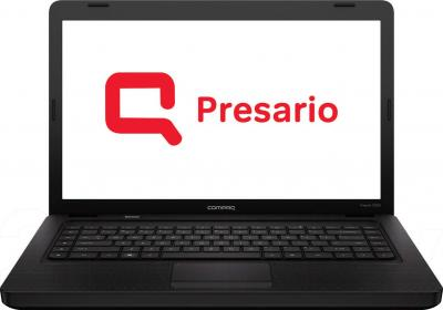 Ноутбук HP Compaq Presario CQ56-171SR (XP275EA) - фронтальный вид