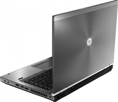 Ноутбук HP EliteBook 8470w (LY543EA) - вид сзади
