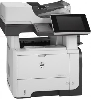МФУ HP LaserJet Enterprise flow MFP M525c (CF118A) - общий вид