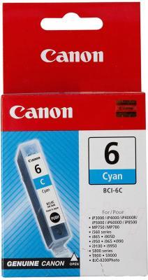 Картридж Canon BCI-6 (4706A002) - общий вид