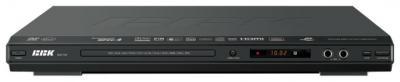DVD-плеер BBK DV917HD Black - общий вид