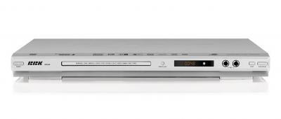 DVD-плеер BBK DV917HD Silver - общий вид