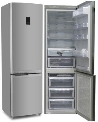 Холодильник с морозильником Samsung RL55VEBIH - управление