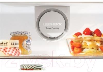 Холодильник с морозильником Liebherr CN 3503