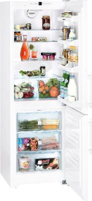 Холодильник с морозильником Liebherr CN 3503 - общий вид