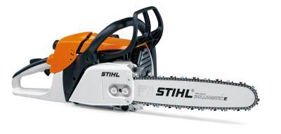 Бензопила/электропила Stihl MS 270 - Вид сбоку