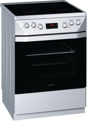 Кухонная плита Gorenje EC63398BX - вид спереди