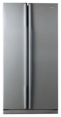 Холодильник с морозильником Samsung RS-20 NRPS - внешний вид